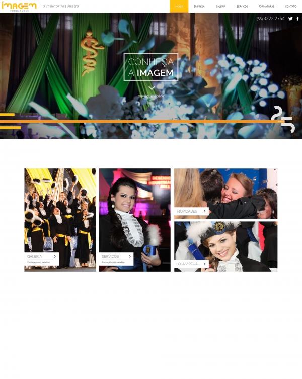 IMAGEM lança novo portal na internet, alinhado a nova identidade visual